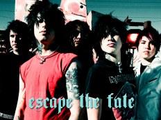 Escape The Fate - Фоны и Обои группы
