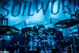 SOILWORK объявили имя нового барабанщика