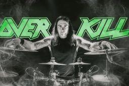 В OVERKILL новый барабанщик
