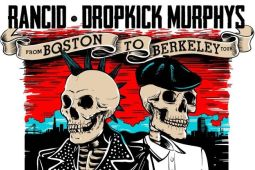 На концерте RANCID и DROPKICK MURPHYS двое получили ножевые ранения