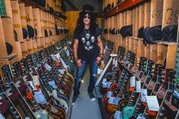 Гитарист GUNS N'ROSES стал послом компании Gibson