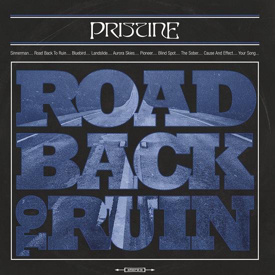 Скоро выйдет альбом Road Back To Ruin от PRISTINE, а пока очередной трек Cause & Effect