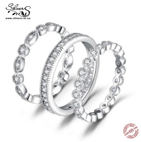 Подбираем красивое серебряное кольцо