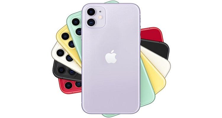 IPhone 11 в привычном дизайне